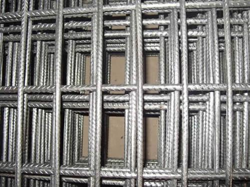 Rectangular Reinforcing Mesh Reinforces Thin Concrete Construction
