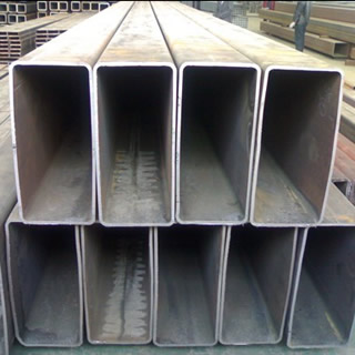 Rectangular Steel Tube Comes In Different Sizes Specifications And Wall Thicknesses