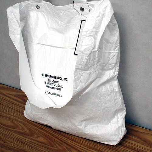 Recycling Cheap Tyvek Market Bag