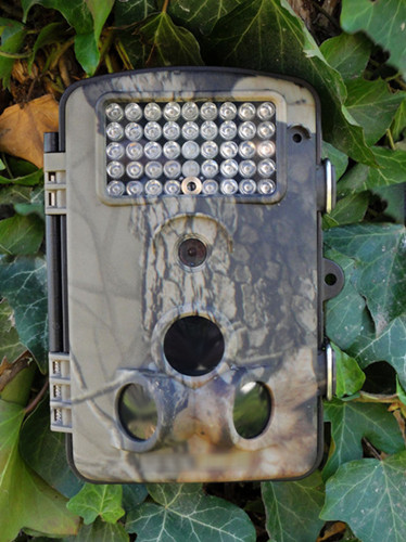 Recycling Record Battery Powered Wireless Hunting Cameras Inrared Wildview