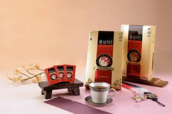 Red Ginseng Tea Gold