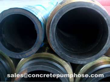Reducing Concrete Pump Hose
