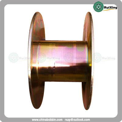 Reel With Solid Flanges