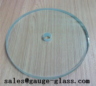 Reflex Gauge Glass For Observing Liquid Flow And Level