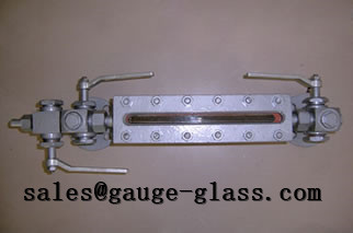 Reflex Gauge Glass Used In Boiler
