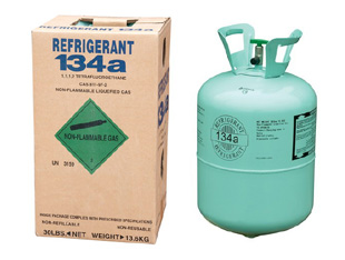 Refrigerant Gas R134a With 99 9 Purity