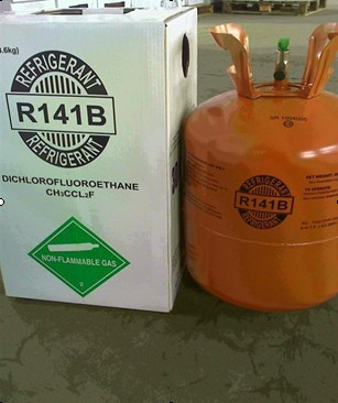 Refrigerant Gas R141b With High Purity For Sale