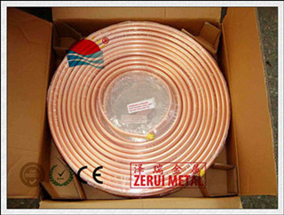 Refrigeration Grade Copper Coil