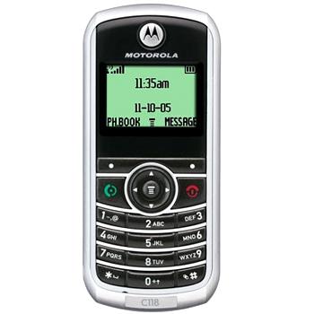 Refurbished Nokia Motorola Phone C118