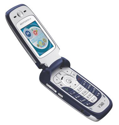 Refurbished Nokia Motorola Phone V360