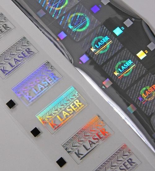 Registered Hot Stamping Foil