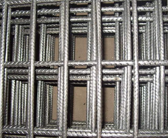 Reinforcing Mesh With Low Carbon Steel Wire