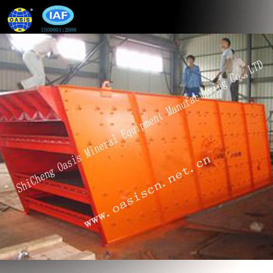 Reliable Operation Vibrating Screen