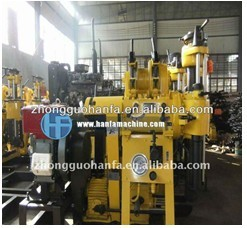 Reliable Quality Hf130 Hydraulic Core Drilling Rig