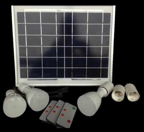 Remote Solar Panel Bulb Product Code Yl Sps030