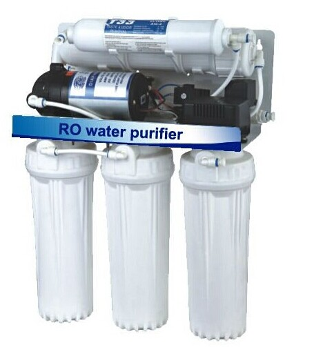 Residential 5 Stage Ro Water Purifier