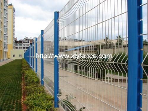 Residential Mesh Fence V3 Fencing