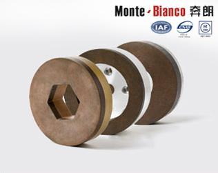 Resin Bond Diamond Chamfering Wheel For Ceramic Tiles Tools