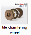 Resin Bond Diamond Chamfering Wheel