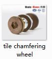 Resin Bond Diamond Chamfering Wheel