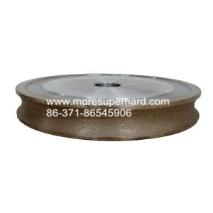 Resin Bond Diamond Grinding Wheels For Glass