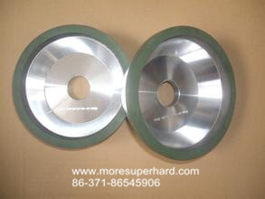 Resin Bond Diamond Grinding Wheels For Hard Alloy