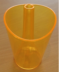 Reusable Plastic Water Cup