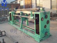 Reverse Twisted Hexagonal Wire Mesh Machine