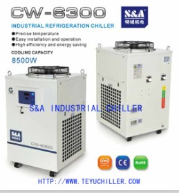 Rf Laser Tube Water Cooled Chiller