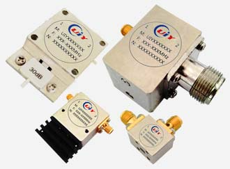 Rf Mcrowave Broadband Isolator N Sma Tab Connector 56mhz To 26 5ghz Up 2000w Power