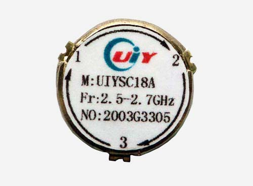 Rf Microwave Surface Mount Circulator 700mhz To 3800mhz Up 400mhz Bandwidth Smt Connector