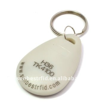 Rfid 125khz 13 56mhz Keyfob For Security System H36