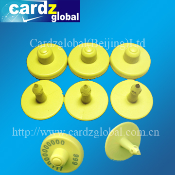 Rfid Ear Tag For Pig Sheep