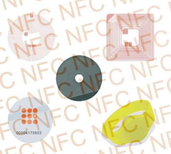 Rfid For Mobile Phone Applications Ntag203