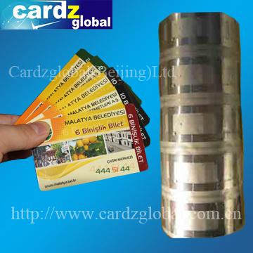 Rfid Paper Ticket Mifare 1k S50 Ultralight C