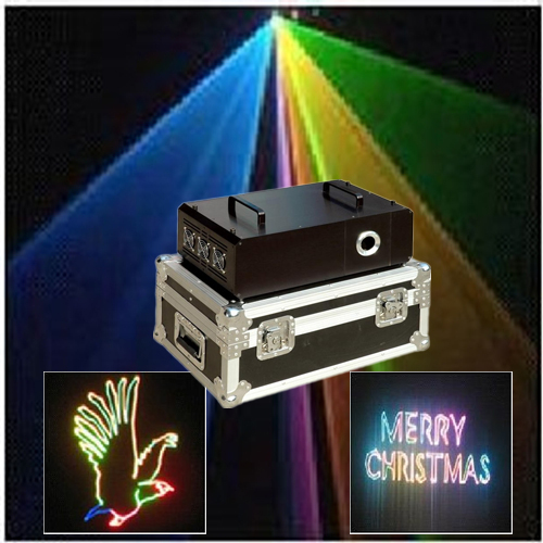 Rgb Full Color Laser Stage Light Dj Equipment