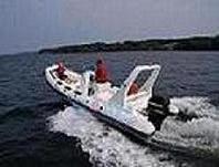 Rib Boat6 6m Rigid Inflatable Boat Ce