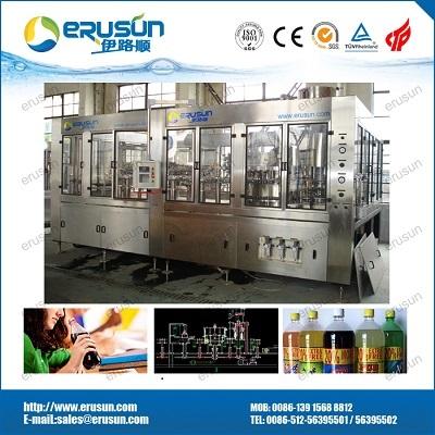 Rifc50 50 15 Filling Machine 330ml 2500ml Bottled Water