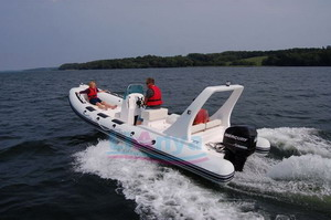 Rigid Inflatable Boat 6 6m Rib With Ce