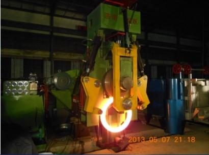Ring Rolling Machine D51k Cnc Series Quanyue China