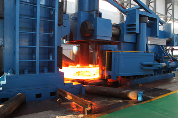 Ring Rolling Mill