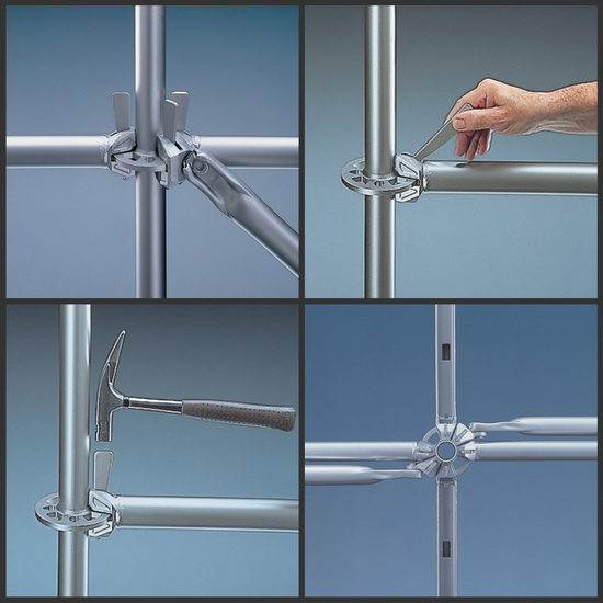 Ringlock System Scaffolding All Round Scaffold