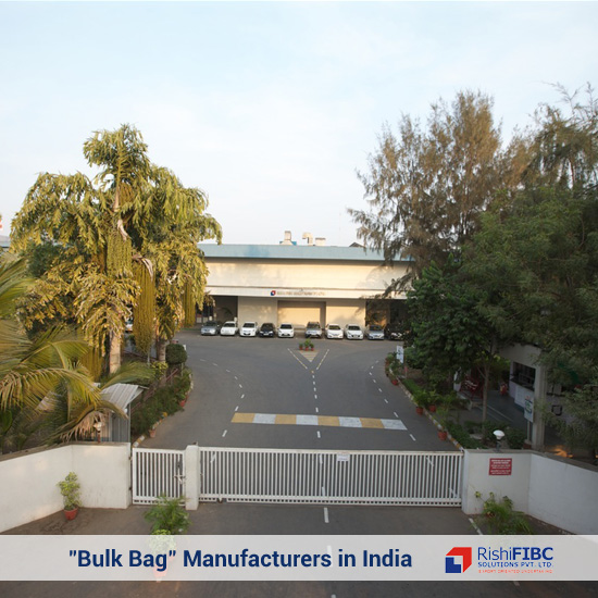 Rishi Fibc Bulk Bag Manufacturers In India