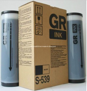 Riso Gr Hd Digital Duplicator Ink On Selling