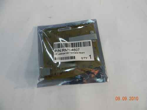 Rm1 4607 000 Formatter Assembly