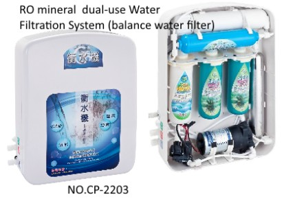 Ro Mineral Dual Use Water Filtration System