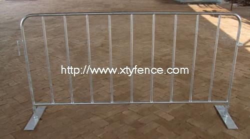 Road Barricade Crowd Control Fence
