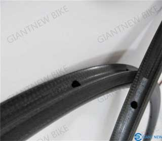 Road Carbon Rim 20mm Tubular