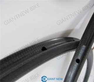 Road Carbon Rim 24mm Tubular