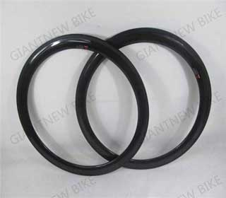 Road Carbon Rim 50mm Clincher With 540mm Erd